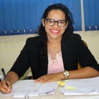 Foto do(a) Secretária de Administração: Salaniza Bermeguy da Cruz Sales