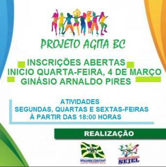 Projeto Agita BC