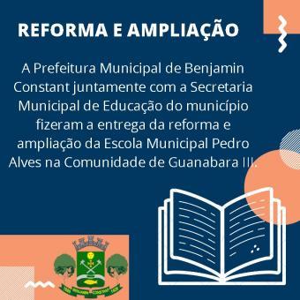 Reforma e Ampliação