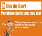 Homenagem Garis