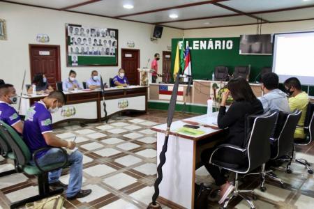 Plenário Raimundo Gimaque